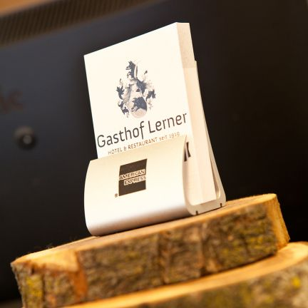 Gasthof Lerner Business Card
